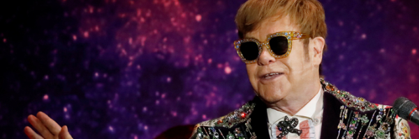 Tickets for Elton John Tour Live